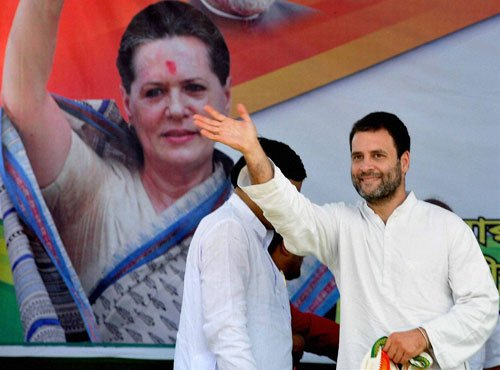 Rahul calls for coalition govt in WB
