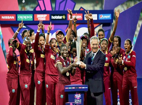 West Indies end Australia's domination to win maiden title