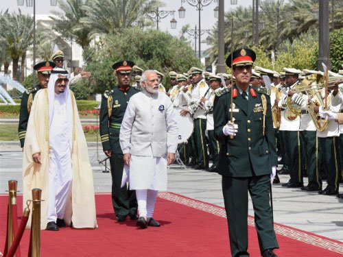 Need to delink religion from terrorism: Modi
