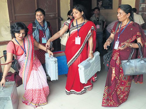 Assam set for first phase of polling today