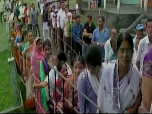 51 per cent polling till 2 PM in Assam
