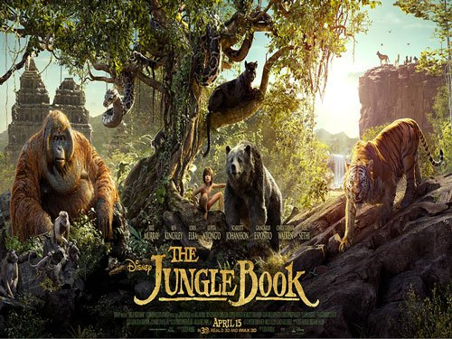 The Jungle Book In Hindi