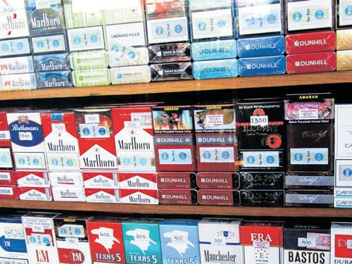 Preparing to comply with govt rule on cigarette packs: Godfrey