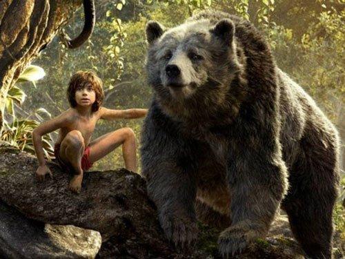 Favreau gives 'Jungle Book' a girl-power makeover