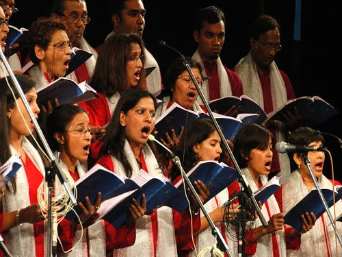 Choir singing may boost immunity in cancer patients