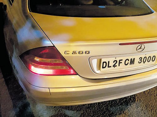 Mercedes driven by minor kills 35-year-old