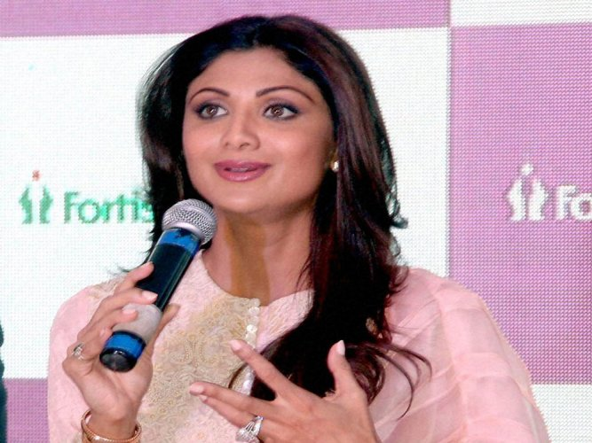 Excited to meet Royal couple: Shilpa Shetty
