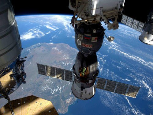 ISS to be equipped with expandable habitat for first time