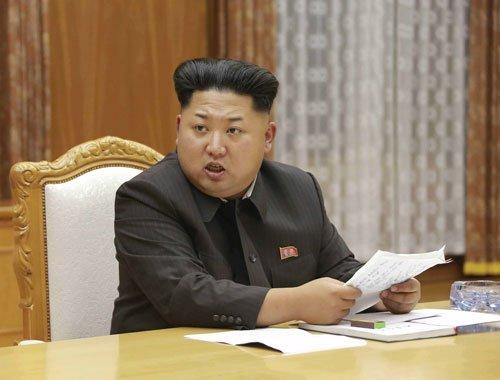 North Korea says it successfully tests long-range rocket engine