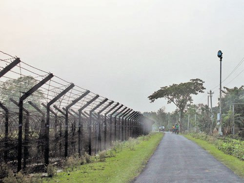 BJP's border-sealing promise creates ripples