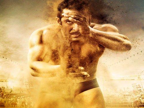 Salman Khan unveils first poster of 'Sultan'