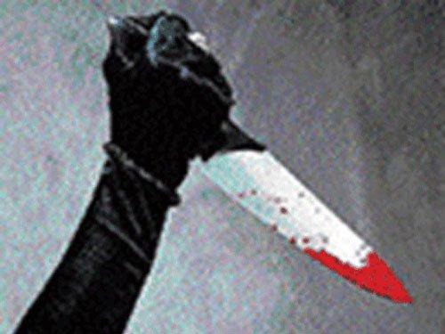 Man suspects wife's fidelity, murders her