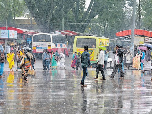 After two droughts, above normal monsoon predicted
