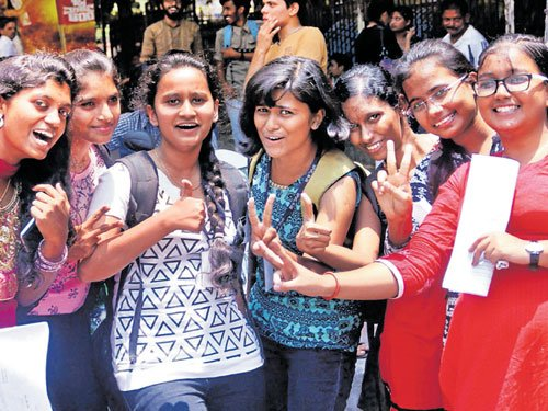 PU Chemistry re-exam held; students relieved