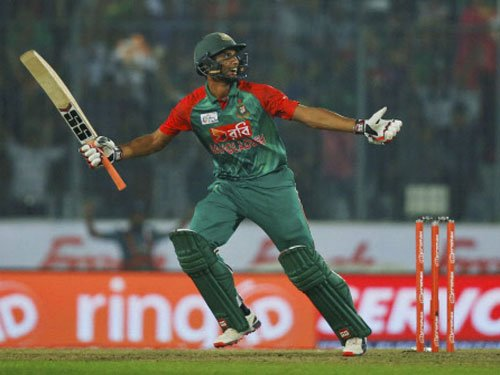 My senseless mistake caused World T20 loss to India: Mahmudullah