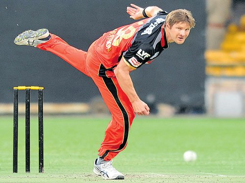 Watson in awe of new team-mate de Villiers