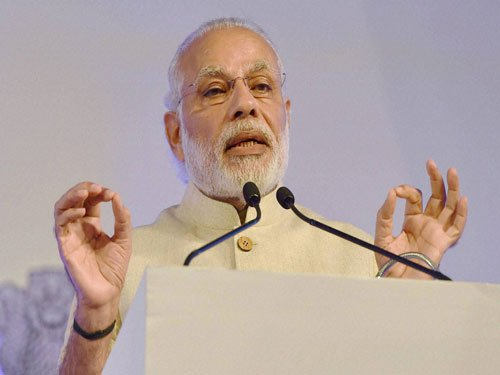 Modi to launch electronic National Agriculture Market today