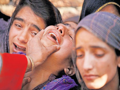Kashmir boils as another youth dies in clash
