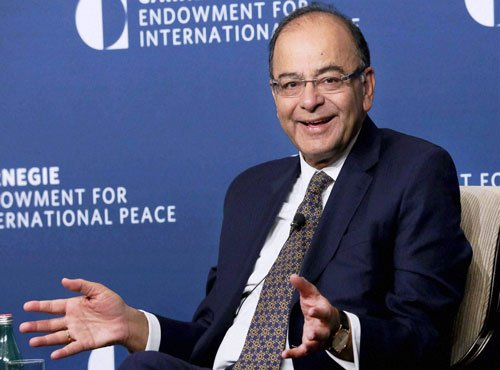 Time ripe for reevaluation of fiscal policy: Jaitley at G20