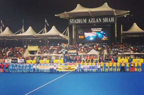 Australia drub India 4-0 to win Sultan Azlan Shah tourney