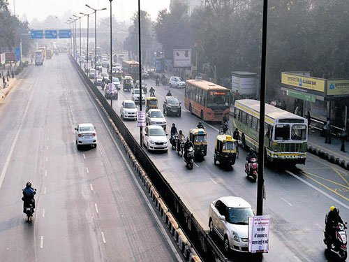 Season's highest temperature in Delhi