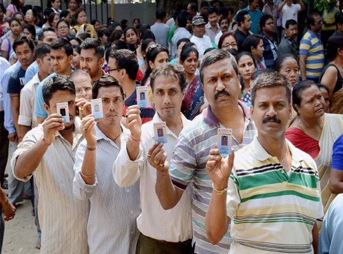 Nearly 80 per cent voter turnout in Phase 2 of WB polls