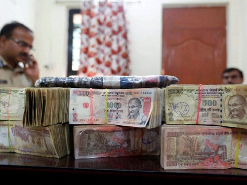 Over Rs 62cr illegal cash seized in poll-bound states; TN tops