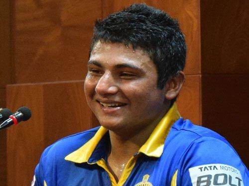 Sarfaraz keen to make an impact
