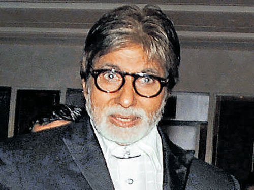 Government may not sign up Big B for Incredible India