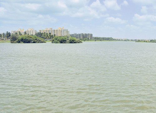 Rs 665-crore Central aid to clean Bengaluru lakes