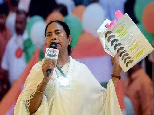 Sting: Mukul counters Mamata's Narada stand