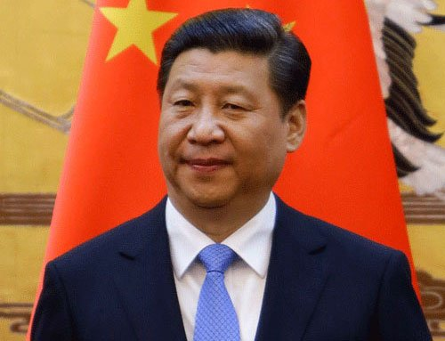 Xi Jinping is 'commander in chief' of China's military: media