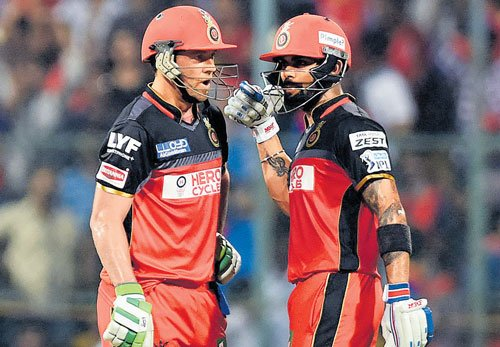 Bowling worries for RCB