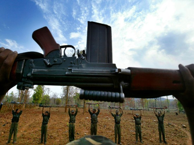 Security beefed up in Gaya after Maoist threat