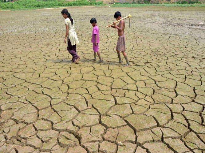 State gets Rs 723 cr  for drought relief