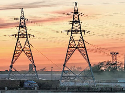 Transmission snags cause power cuts