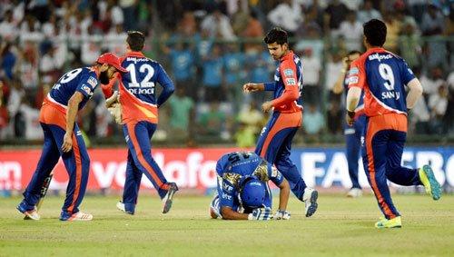 Clinical Daredevils beat MI to extend winning run in IPL-9