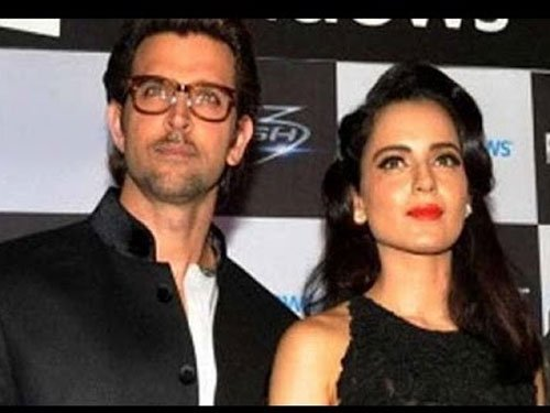 Hrithik posts cryptic message online amid fight with Kangana