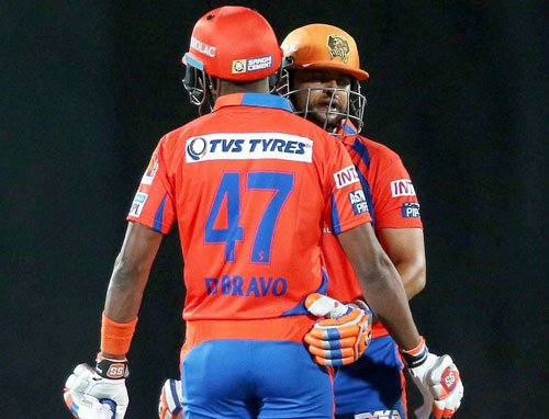Lions beat RCB by six wickets