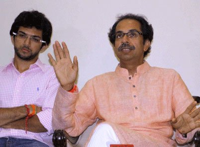 Uddhav targets BJP government over Hardik, Kanhaiya