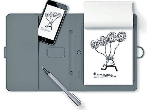 Wacom Bamboo Spark: Pen and paper with digital tricks