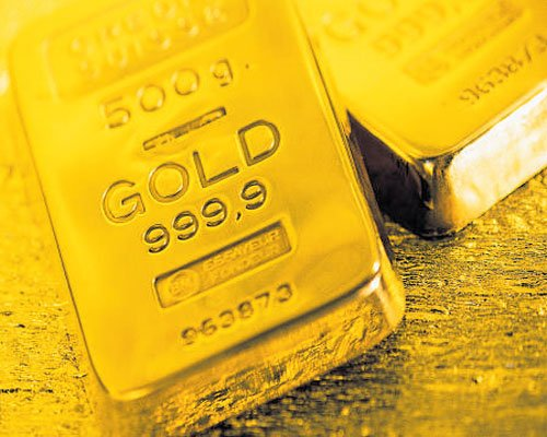 Gold imports drop 8% on global cues