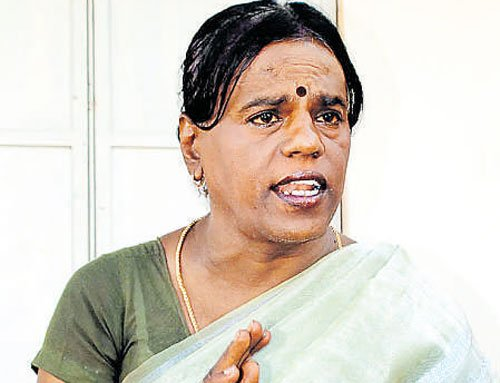 Madurai transgender to give a tough fight