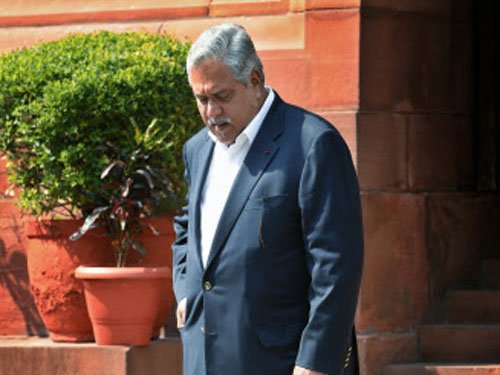 Par panel favours Mallya's expulsion from RS