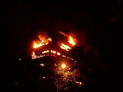 Massive fire destroys National Museum of Natural History
