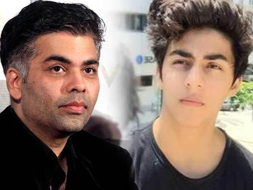 I am Aryan's God parent, hope for his best: Karan Johar