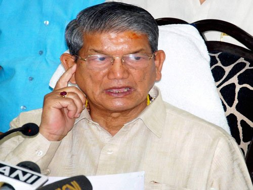With BJP, 9 Cong MLAs posed as alternative govt: HC told