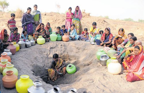 DCs will be held responsible  for lapses in drought relief: CM