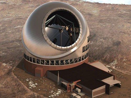 Ladakh a potential alternate site for largest telescope