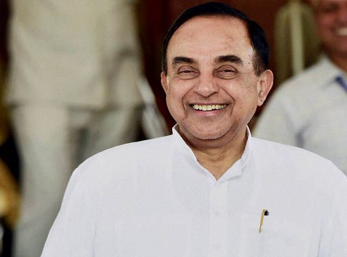 Swamy challenges expunging of comments in RS